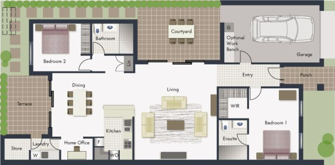 Eppalock floor plan - click to expand